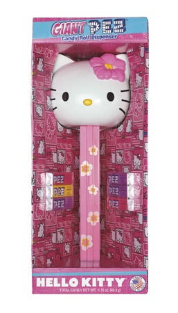 Giant PEZ Hello Kitty
