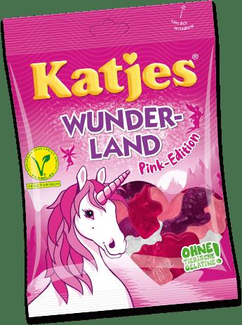 Katjes Wunderland pink editions