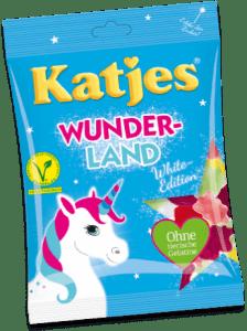 Katjes WInderland white edition