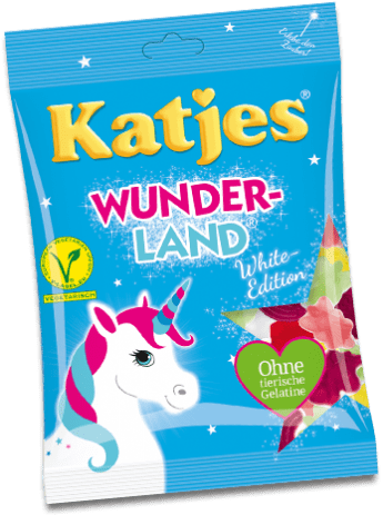 Katjes WInderland white edition