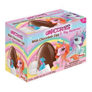UK Unicorns Chocolate Surprise Egg