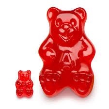 Gummy Bear Papa and baby