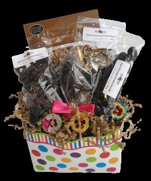 Basket Mothers Day 27 -Dark Chocolate