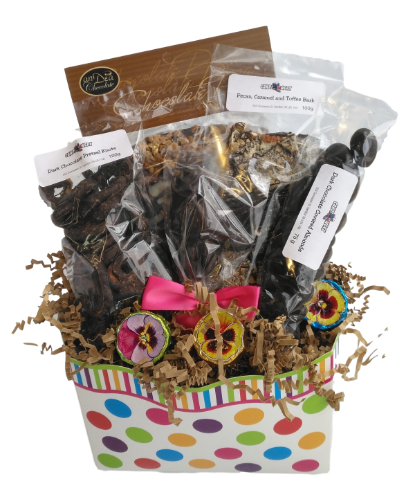 Basket Mothers Day 27 -Dark Chocolate
