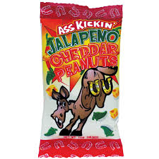 Jalapeno Cheddar Peanuts