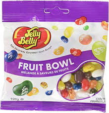 Jelly Belly Fruit Bowl 100g