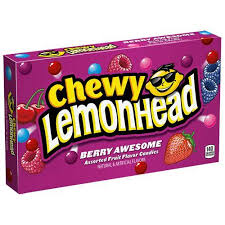 Lemonhead Berry Awesome