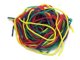 Licorice Rope Rainbow