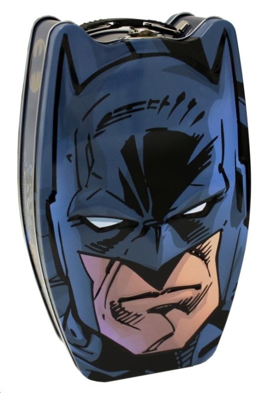 Lunch Box batman-head-shape-