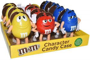 M&M Character Case