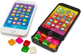 Mi-Phone Cell phone gum tin
