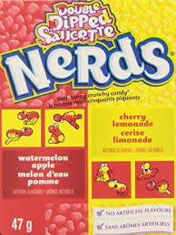 Nerds Lemonade wild cherry