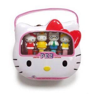 PEZ Hello Kitty Gift Set