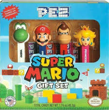 PEZ Super Mario Gift Set