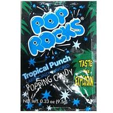 Pop Rocks Tropical Punch