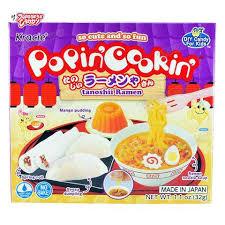 Popin Cooking Tanoshi Ramen