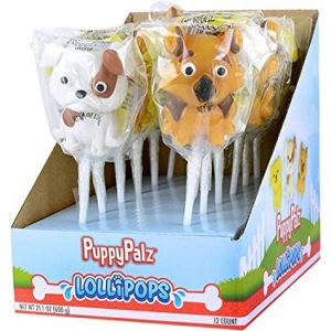 Puppy Pals Lollipops