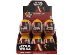 Star Wars Surprise Eggs