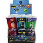 Superhero Squeeze Tubes