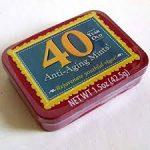Tin Anti Aging 40 mints