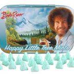 Tin Bob Ross Happy Little Tree Mints