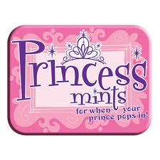 Tin Princess Mints