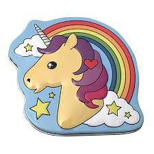 Tin Unicorn Candy