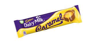 UK Cadbury Dairy Milk Caramel