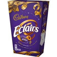 UK Cadbury Eclairs 420g