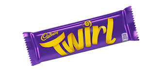 UK Cadbury Twirl