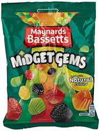 UK Midget Gems