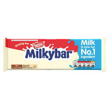 UK Milky Bar 100g
