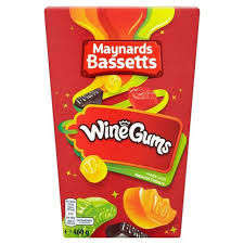 UK Wine Gums 400g