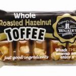 Walkers Toffee Hazelnut