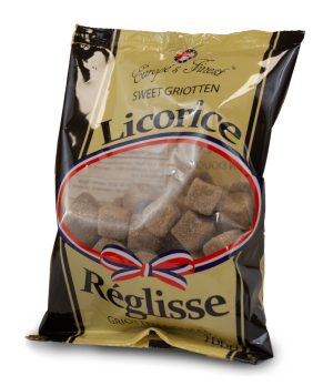 Licorice Sweet Griotten Europe's Finest 90g