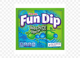 Fun Dip Razz Apple