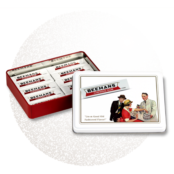 Beemans Gum Collectors' Tin