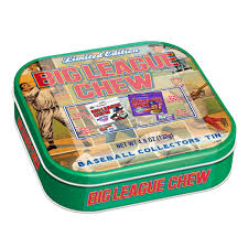 Big League Chew Collectors' Tin