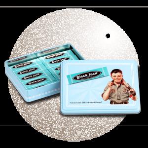 Black Jack Gum Collectors' Tin