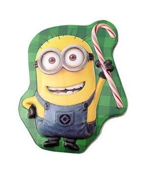 Christmas Minions Tin
