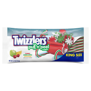 Twizzlers PullnPeel Christmas