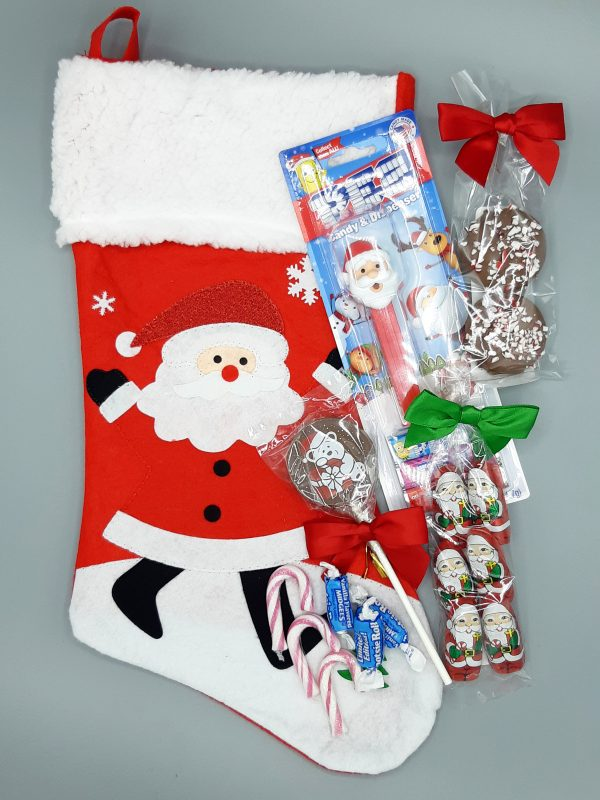 Candi Werx Christmas Stocking Youth 2