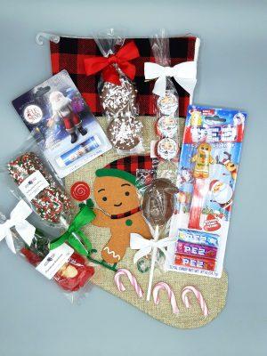 Christmas Stocking Youth 6