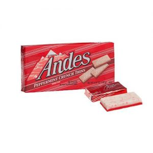 Andes Peppermint Crunch Thins