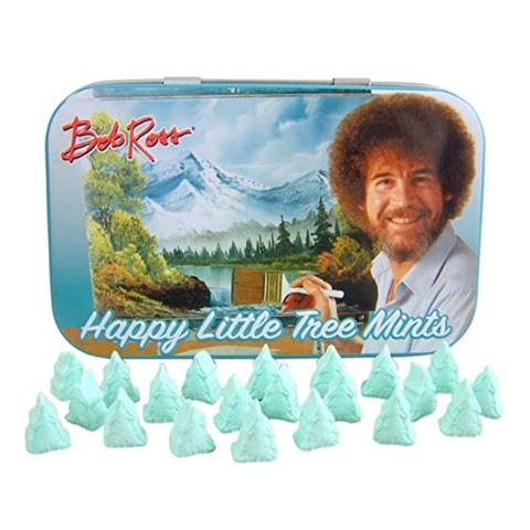 Bob Ross Happy Little Trees Mints