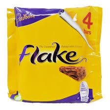 Flake 4 Bar Pack