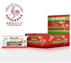 Siracha Milk Chocolate 36g