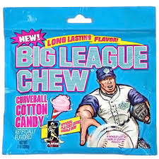 Big League Chew Cotton Candy