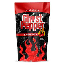 Ghost Pepper Candy Cherry