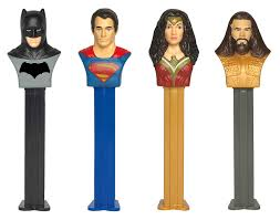 PEZ Justice League